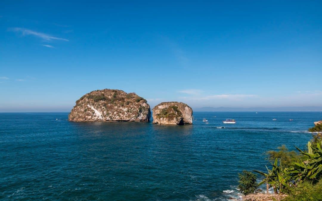 Los Arcos islands